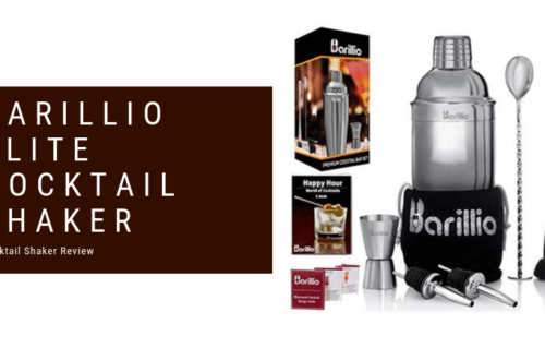 Barillio Elite Cocktail Shaker