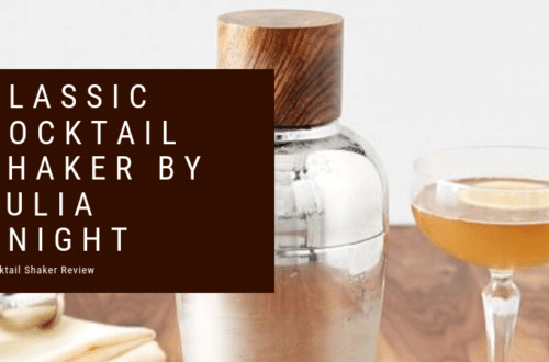 The Classic Cocktail Shaker by Julia Knight
