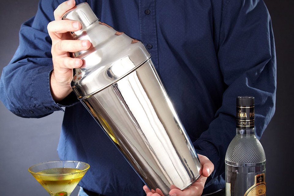 Where To Use Cocktail Shaker
