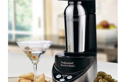 Waring Pro Professional Electric Martini Maker,